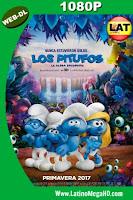 Los Pitufos En la Aldea Perdida (2017) Latino Full HD WEB-DL 1080P - 2017