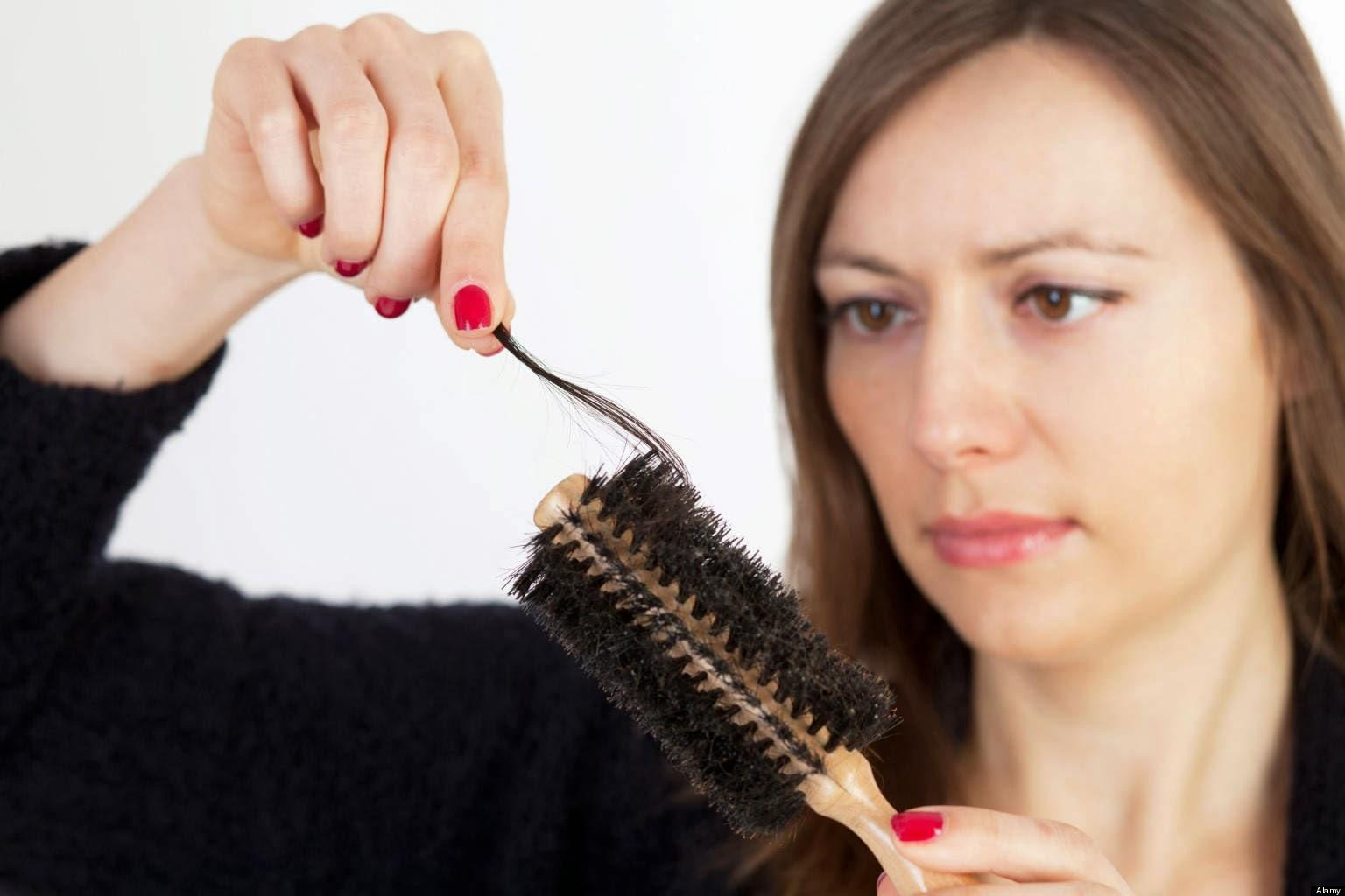 Cara Mengatasi Rambut Rontok Dengan Herbal Penumbuh Rambut