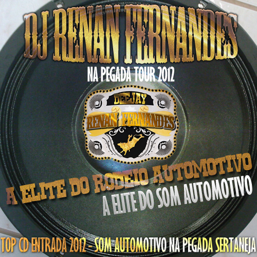 cd dj renan som automotivo 2012