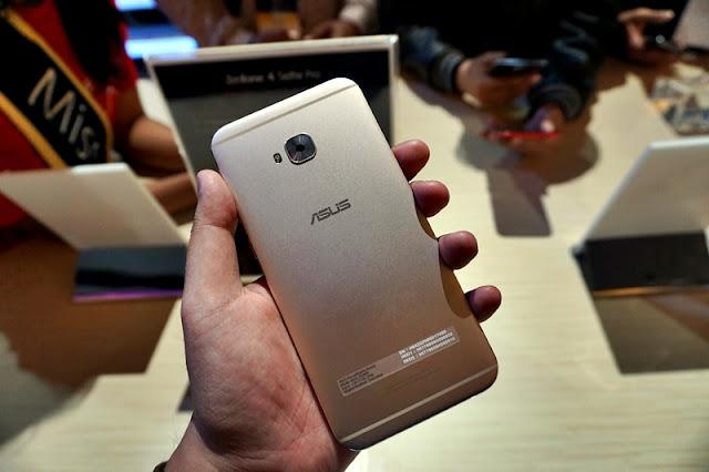 asus zenfone 4 selfie launch
