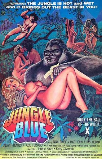 Khu Rừng Xanh - Jungle Blue
