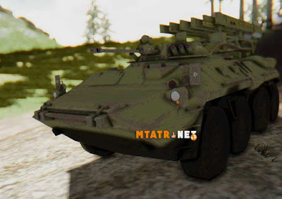 ZHUK APC Tank