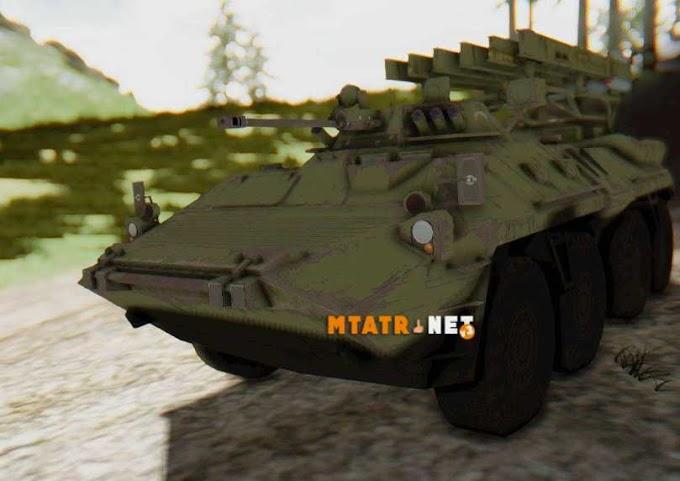 MTA SA ZHUK APC Tank