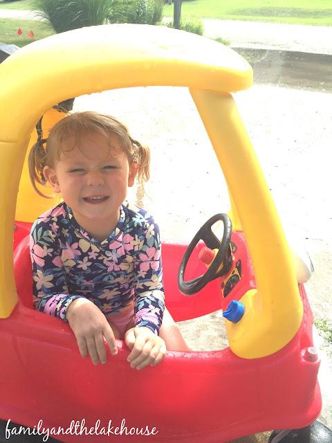 PVC Pipe Car Wash - www.familyandthelakehouse.com
