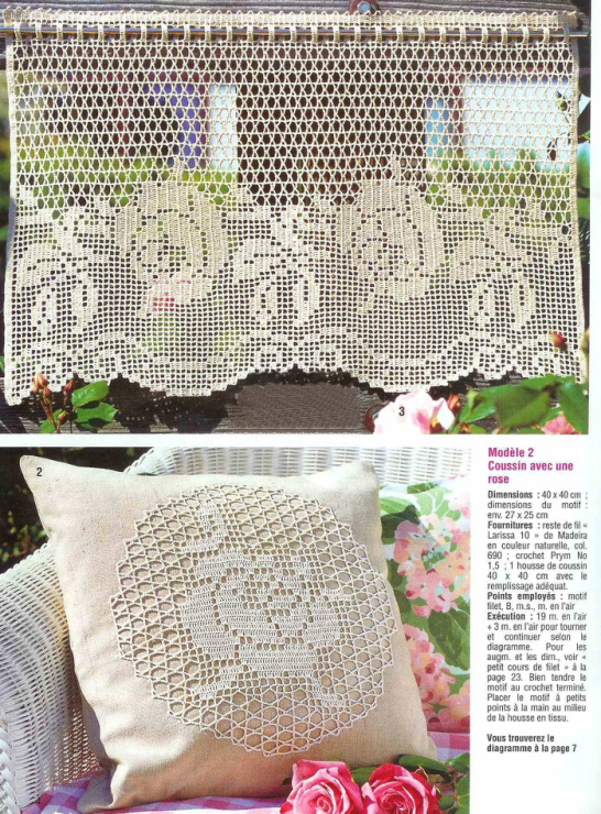 big artes blog crochet fil bora fazer. Black Bedroom Furniture Sets. Home Design Ideas