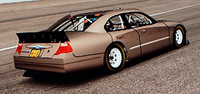 Ford Taurus in NASCAR book