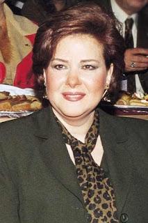 دلال عبد العزيز (Dalal Abdelaziz)، ممثلة مصرية