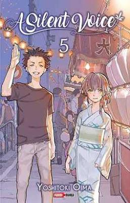 Reseña: A Silent Voice 5- Yoshitoki Oima