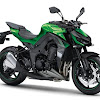Spesifikasi Lengkap Kawasaki Sugomi Z1000 Model Year 2018