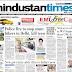Hindustan Newspaper Mobile number,Phone Number,Email id