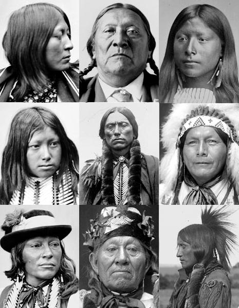 Retratos Comanches