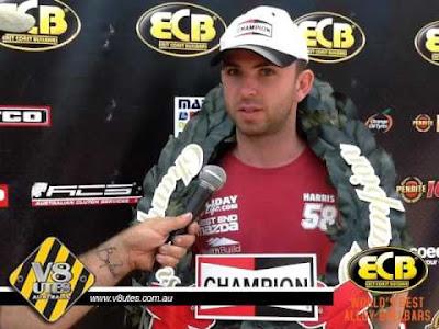 Ryal Harris (V8 Utes champion)