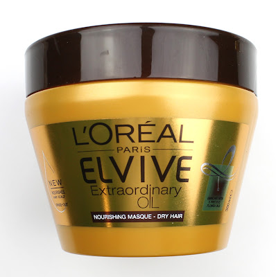 L'Oreal Elvive Extraordinary Oil Nourishing Mask hair care
