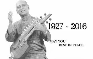 Maestro Amaradeva bids farewell today
