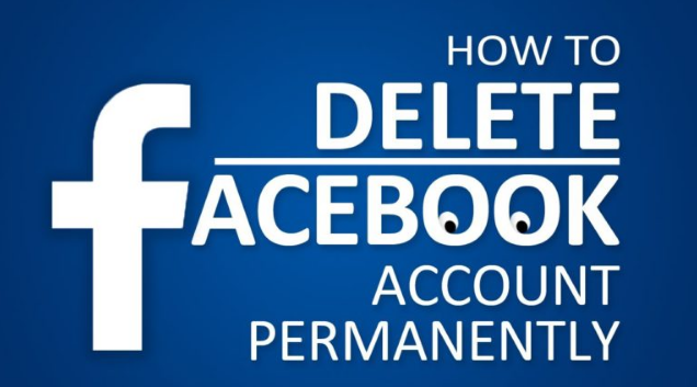 How to permanently delete Facebook permanently right now