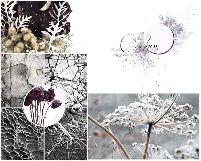 Mixed Media & Art January Challenge - Coolness