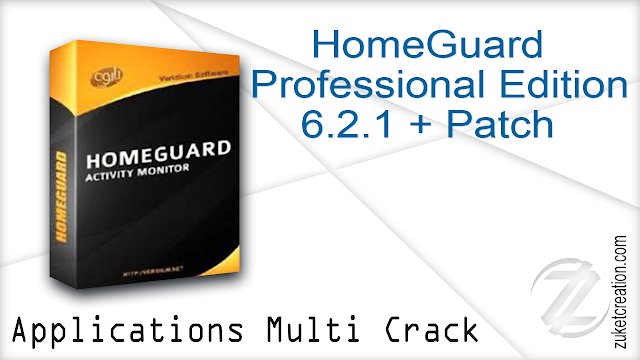 HomeGuard Professional Edition 6.2.1 + Patch