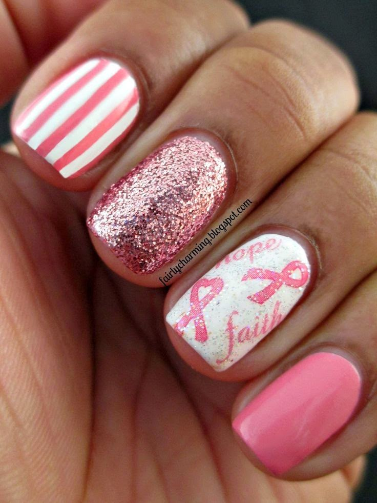 Think Pink | Manicure Monday ~ Groove Girl