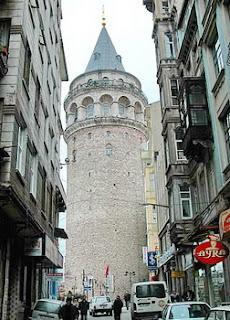 Tempat wisata terkenal di Turki istambul Istanbul Galata Tower