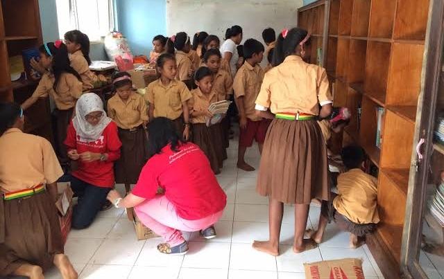 Rawan Gempa, Pelajar SD Di KLU Dibekali Teknik Hadapi Bencana