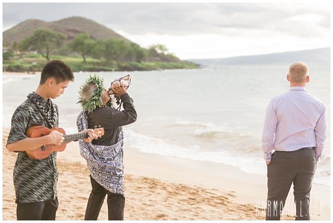 Maui Wedding Musician