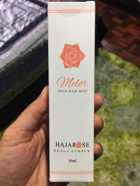 HAJAROSE HAIR MIST: The Perfect Hair Care Everyone Should Have