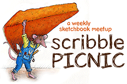 Join scribble Picnic