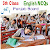 Punjab Board 5th Class English Chapter Wise Notes