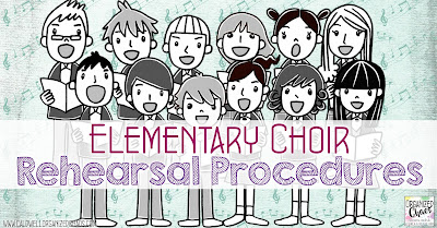 Lesson Planning for Elementary Choir | Organized Chaos