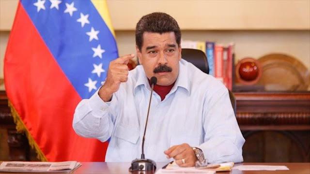 """Maduro califica el NO a la paz en Colombia de """"traspié electoral"""""""