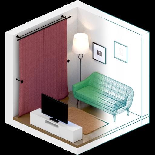 تحميل Planner 5D - المنزل ومُبْتَكِر التصميم الداخلي النسخه المدفوعه ( صمم منزلك الخاص براحه )