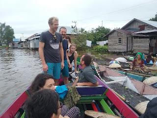 Voyage Famille TAXIL a Borneo,Kalimantan