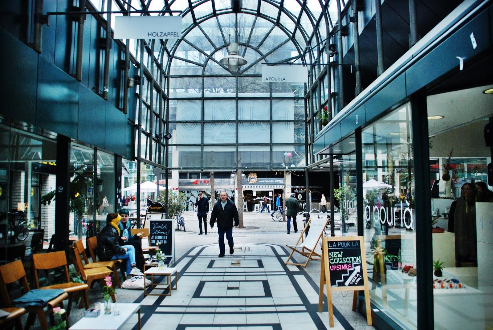 Stuttgart Guide pt. 2 - Cafés, Bars, Restaurant, Shopping   In pale ...