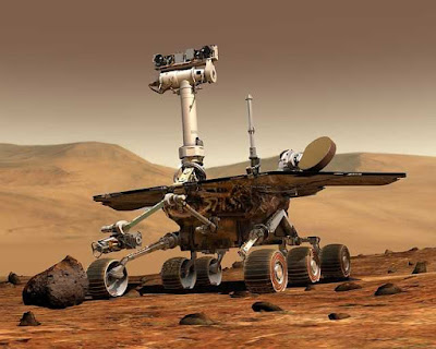 How many hours a day is on Mars?