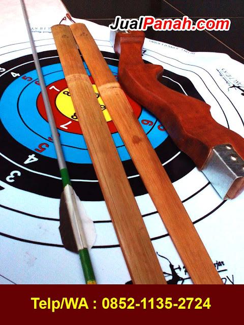 Jual Busur Panah Bambu