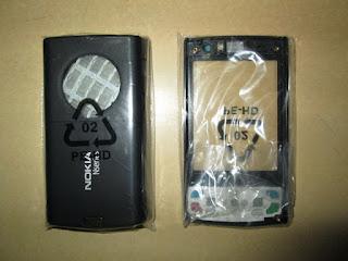 casing Nokia N95 8GB jadul