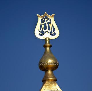 Detalle mezquita, Estambul