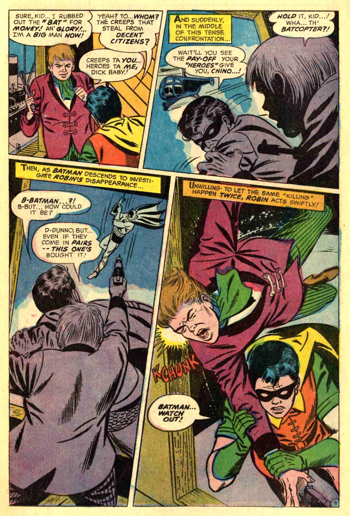 Detective Comics (1937) 379 Page 12