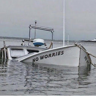 no worries australian boat sunk funny fail