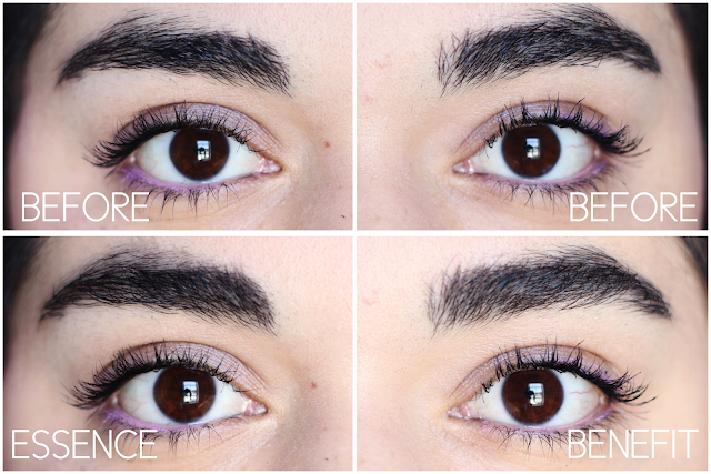 Benefit Gimme Brow vs. Essence Make Me Brow