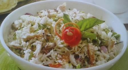 Cara Membuat Nasi Ulam
