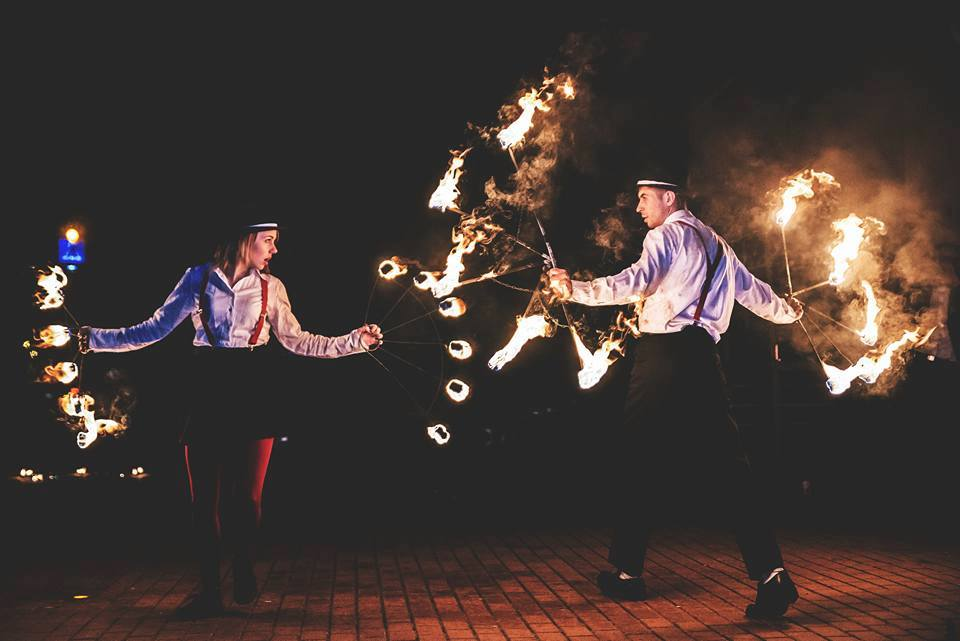 Fireshow, Pokaz Ognia, Teatr Ogni, Atrakcje weselne