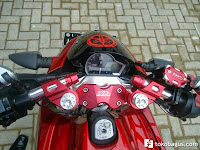 Harga Stang Jepit Dan Segitiga Yamaha New Vixion