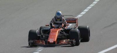 Retirada Fernando Alonso