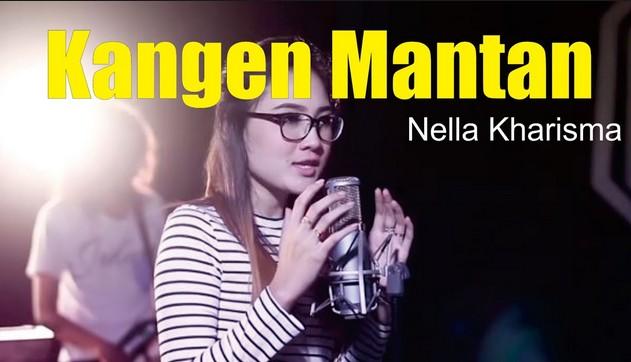 Lirik Lagu Kangen Mantan Nella Kharisma Asli dan Lengkap Free Lyrics Song