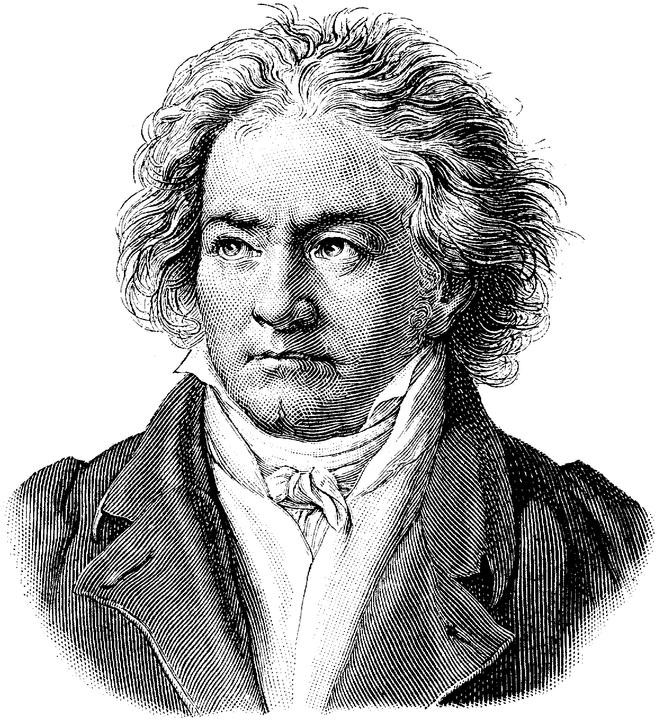 The story of the life of ludwig van beethoven