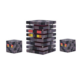 Minecraft Series 4 Magma Cube Overworld Figure