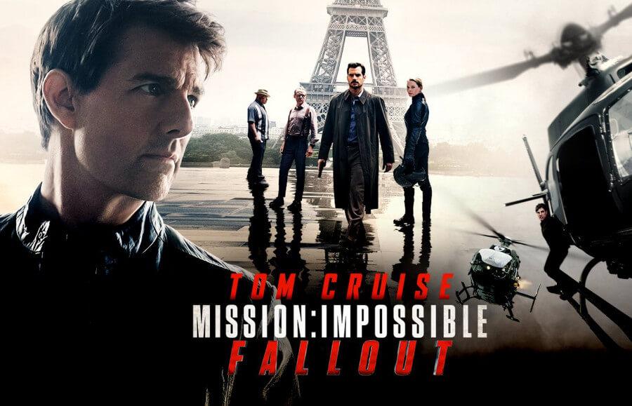 Missão Impossível: Efeito Fallout [Dublado Download]