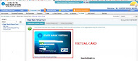 SBI Virtual ATM Card