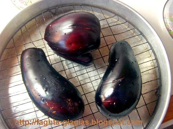 Μελιτζανοσαλάτα - Τα φαγητά της γιαγιάς